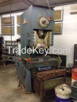 Mechanical  Press C-Frame brand IMV GALLI 100 tons