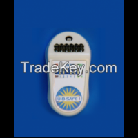UBSafe wearable UV skin protection monitor