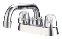 Double handle  Kitchen Faucet Sanitary Iterms JY80217