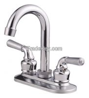 Double handle  Kitchen Faucet Sanitary Iterms JY80209