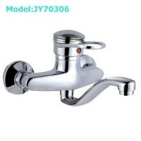 Best Selling Wall Mounted Brass Taps Mixer Faucets Shower Faucet
