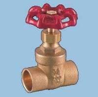 High Quality Normal Temperature Gate Valve Water Flow Control Brass Valves