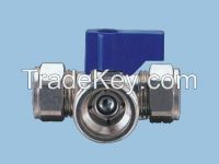 ball valve- china-brass fitting-economic and practical-Factory direct sale