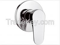 DZR Brass Bathroom Mixers