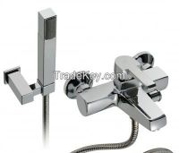 Brass Shower Mixers with Hand Showers