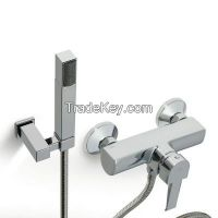 Popular Euro-Style Shower Mixers with Hand Showers
