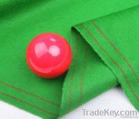 woolen billiard cloth