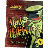 Cloud 9 Mad Hatter Incense (3&10G)
