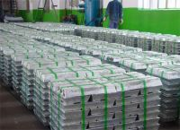 High Quality Pure Zinc Ingot 99.99%  99.995% Factory Price