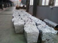 Factory Hot Sale Zinc Top Dross With Purity 90% min