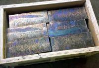 Bismuth Crystal High Purity 99.99% Bismuth Metal Ingot