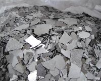 Flake Piece Electrolyze Metallic Manganese(Slice)  Ingot 99.8%