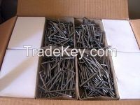 Manufacturers make all kinds of nails