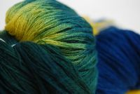 100% Semi-combed Cotton Color Dyed Yarn For Sweater and Knitting