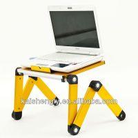 Folding Design Portable Notebook Desk,Adjustable Notebook Table,Notebook Stand