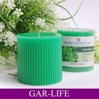2014 Hot Selling Scented Pillar Candle