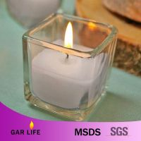Fast Delivery Soy Wax Candle In Glass