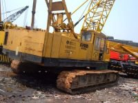 Used 50 Metric Ton Hitachi Crawler Crane