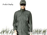 Seibertron M65 Field Coat Windbreaker Jacket