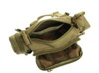 Seibertron Tactical Utility Response Shoulder Hand Bag Multipurpo      se Waist Bag