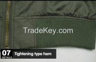 Seibertron Men Dynamic Flight Jacket