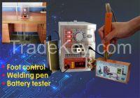 SUNKKO719A precision battery spot welder and digital battery tester
