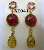 Fashion Amber Earrings