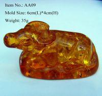 Amber Sculptures