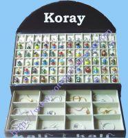 Jewelry Beads Display