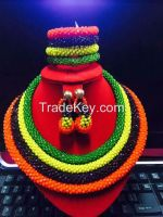 Seed Beads Necklaces