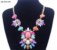 European style Big Necklaces Fashion Jewelry Necklaces