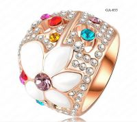 Fashion 18KGP Rings