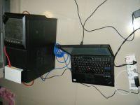 Dual Gateway Computer Network Firewall