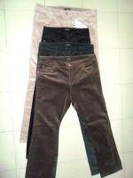 Ladies Cord Long Pant