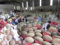 Vietnam Bamboo bowls