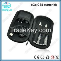 China Supplier SJ Colorful Battery Ego Ce5 Starter Kit For Selling