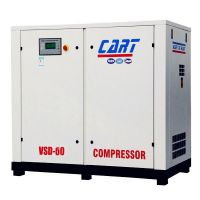 China 60HP(Variable frequency)45KW Screw air compressor