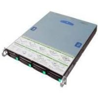 Hot Sale Factory Supply 1U 4 HDD Bays Hot Swap Server  Case