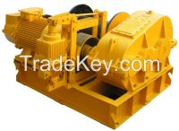 2015 new design electric winch system