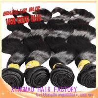wholesale 5A grade Brazilian body wave virgin hair extension