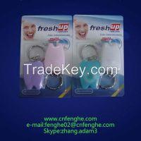 30m mint flavor toothshape dental floss