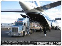 Air Freight Service (China-Boston)