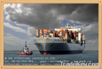 Sea Freight (Spain)