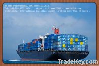 sea freight from shenzhen to worldwide