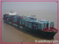 Ocean Freight Forwarder In China