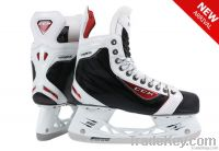 CCM RBZ White LE Sr. Ice Hockey Skates
