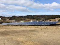 Aluminum Ground Solar Mounting System GM-GR-BZ01