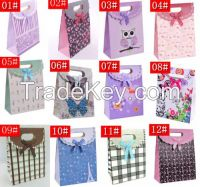 2015 Hot Sell Paper Bag with Handle Used in Party or Shopping