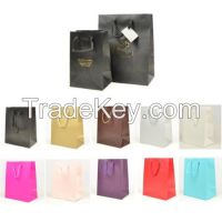 2015 Hot Sell Shopping Bags with Handles use in Pary and Shopping Centre