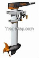 Used Torqeedo Cruise 2.0-4.0 R Electric Outboard Motor
